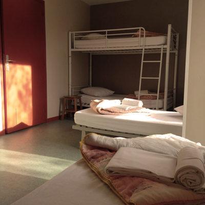Gîte Charbonnières chambre2
