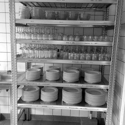 Gîte Charbonnières cuisine