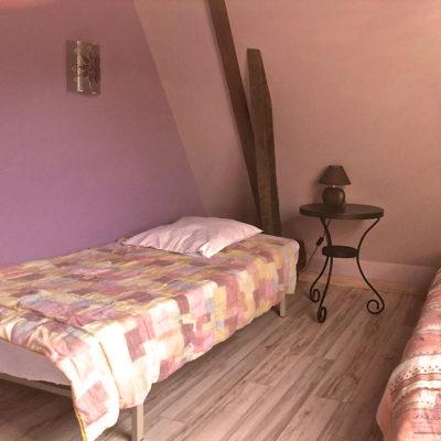chambre Nonnettes 3