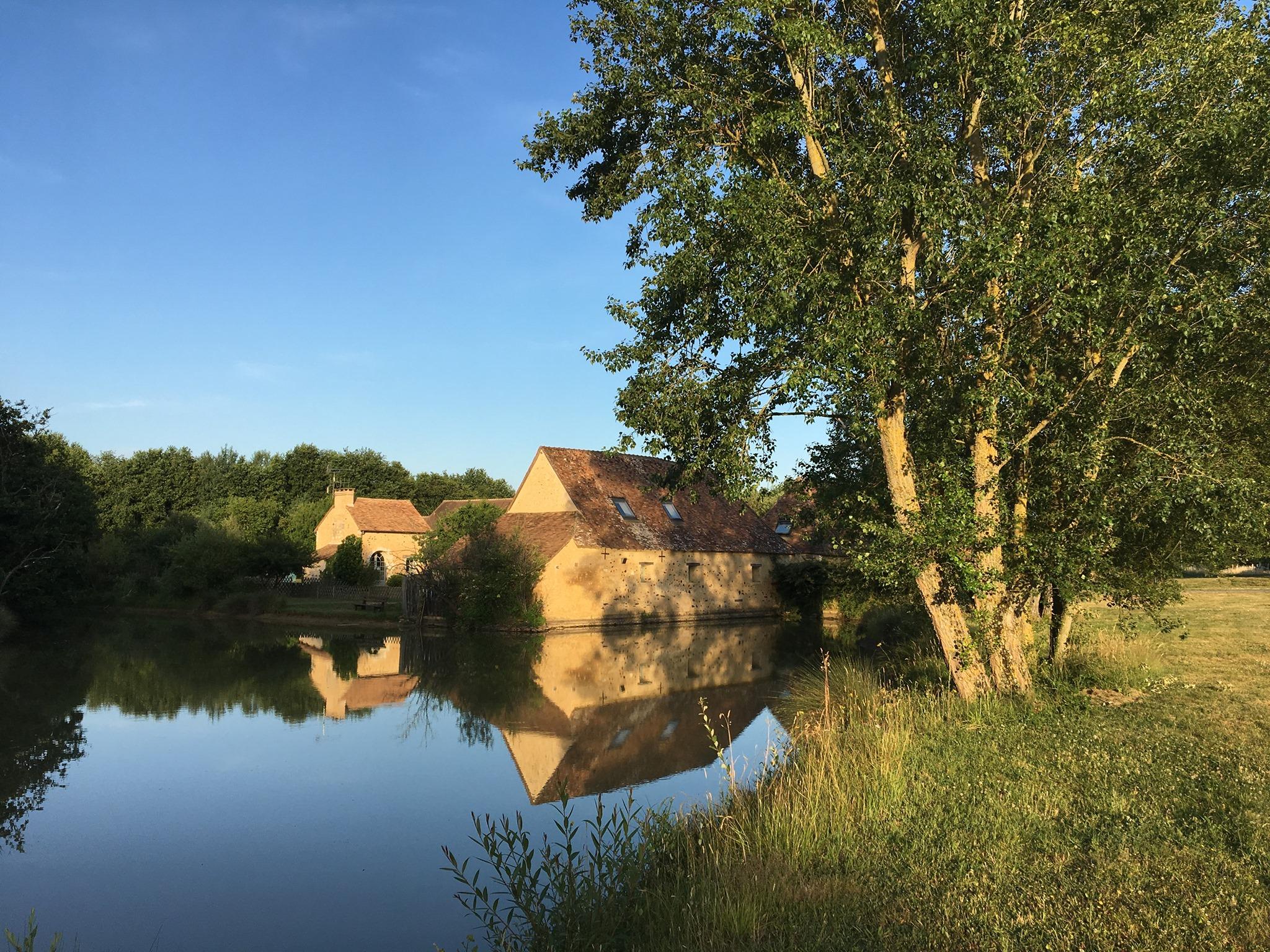 Domaine Les Mésangères 72 Sarthe